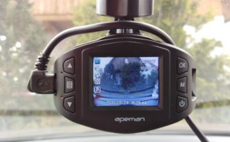 Apeman Driving Recorder C470
